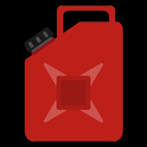 Ilustración del tanque de combustible de repuesto Transparent PNG