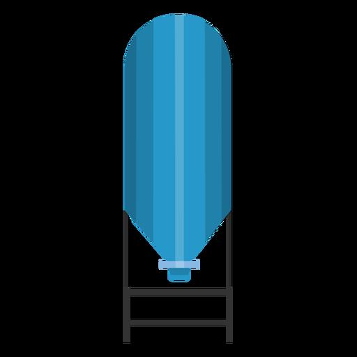 Ilustração de armazenamento de tanque de água Transparent PNG