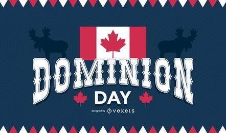 Fondo del dia de dominion