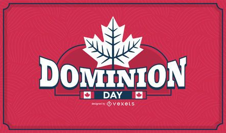 Dominion day design