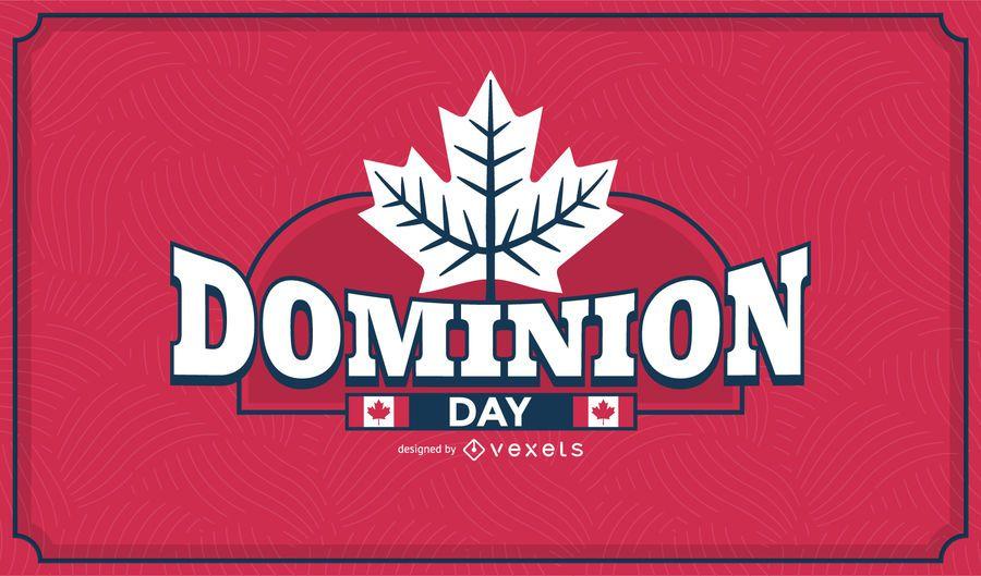 Diseño del dia del dominio