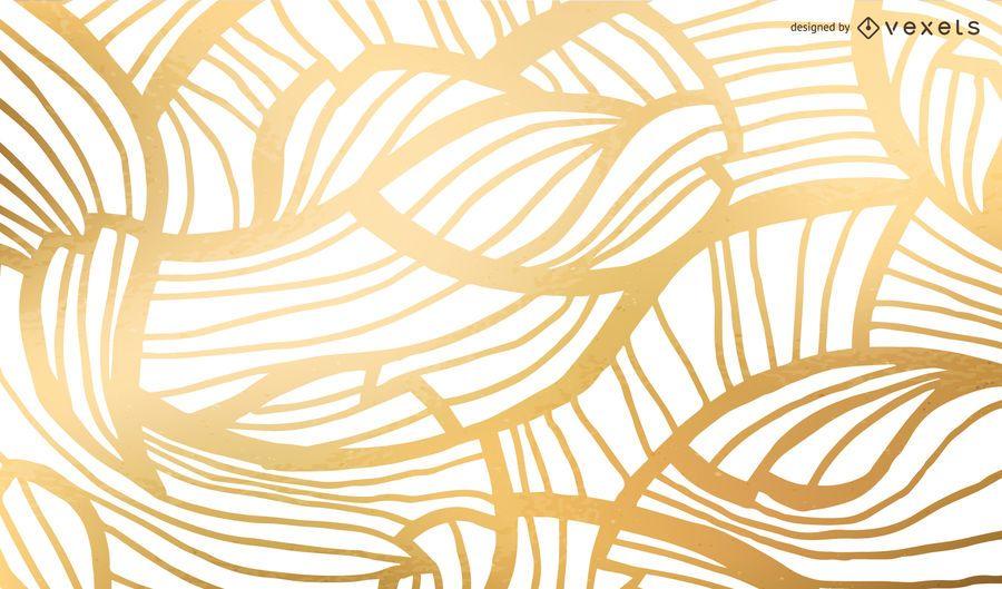 Gold net Hintergrund