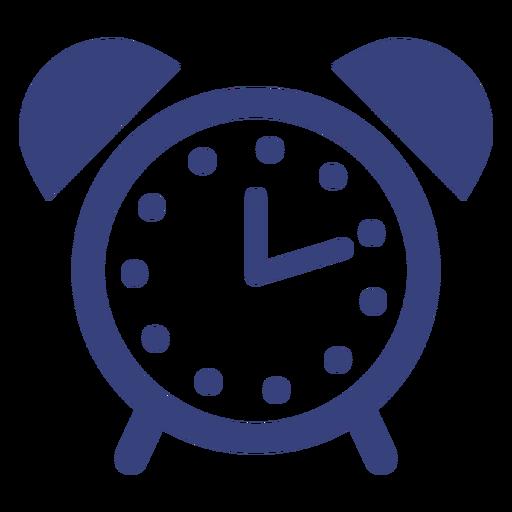 Icono de movimiento del reloj de alarma Transparent PNG