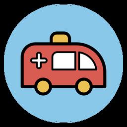 Icono de ambulancia