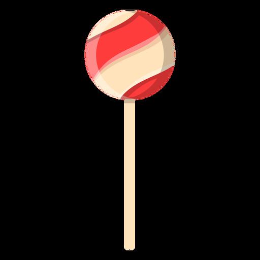 Icono de paleta de bola