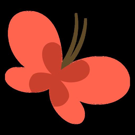 Mariposa animal de dibujos animados Transparent PNG