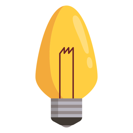 Bombilla de vela Transparent PNG