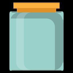 Canning jar icon