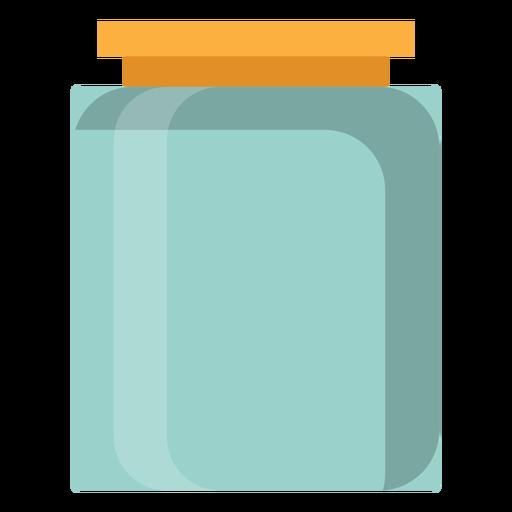 Icono de jarra de conservas Transparent PNG