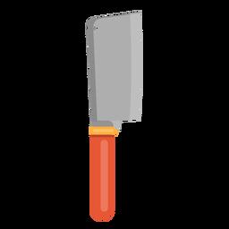 Icono de cuchillo de cuchilla