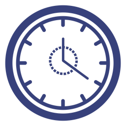 Clock stroke icon