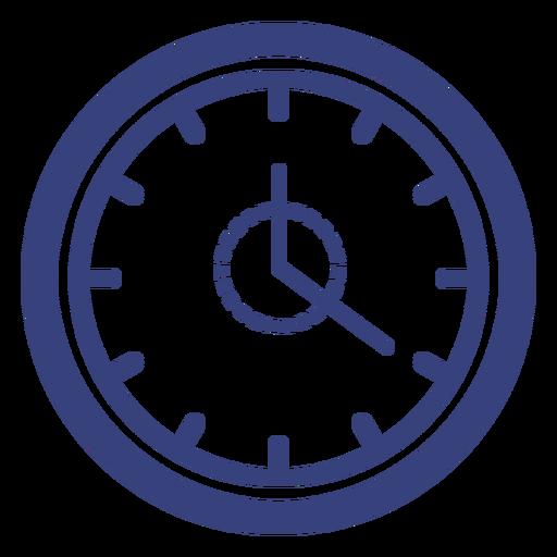 Icono de movimiento del reloj Transparent PNG
