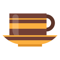 Icono de la taza de café