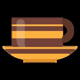 Icono de la taza de cafe