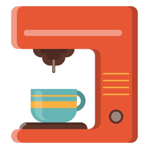 Coffee machine icon Transparent PNG