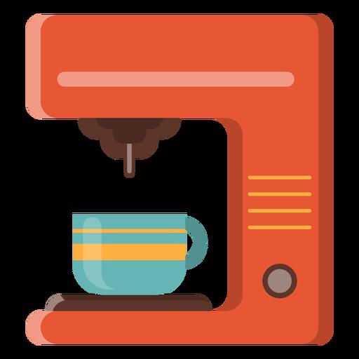 Icono de la máquina de café Transparent PNG