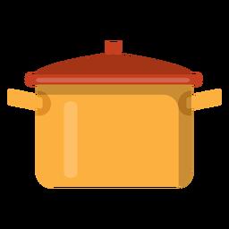 Icono de olla de cocina