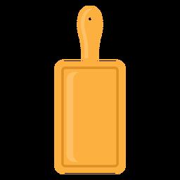 Ícone de placa de corte