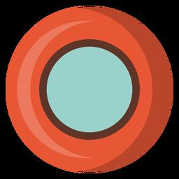 Speiseteller-Symbol
