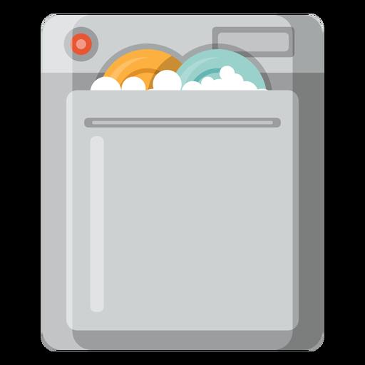 Icono de la máquina lavavajillas Transparent PNG