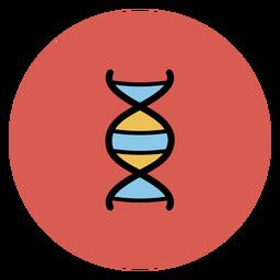 Icono de cadena de ADN