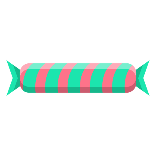 Foiled caramel candy icon Transparent PNG