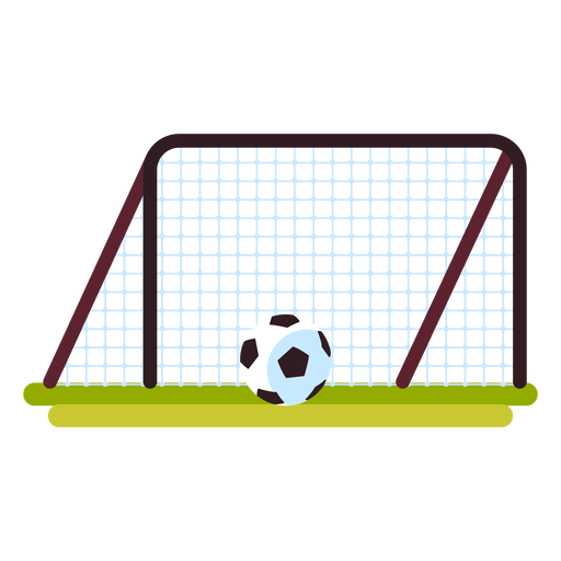 Football goal icon playground Transparent PNG