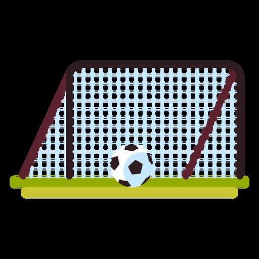 Icono de fútbol objetivo icono Transparent PNG