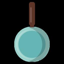 Bratpfanne-Symbol