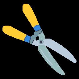 Icono de tijeras de jardín
