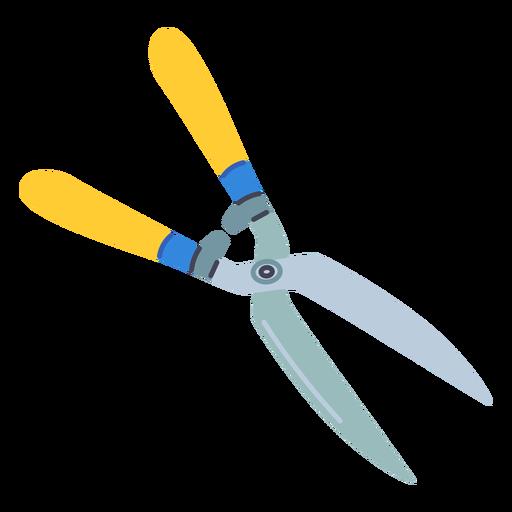 Garden scissors icon Transparent PNG