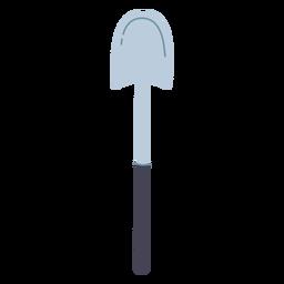 Icono de pala de jardín