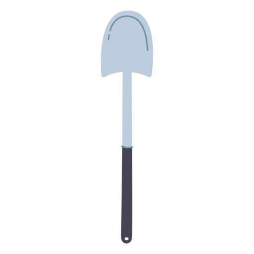 Garden shovel icon Transparent PNG