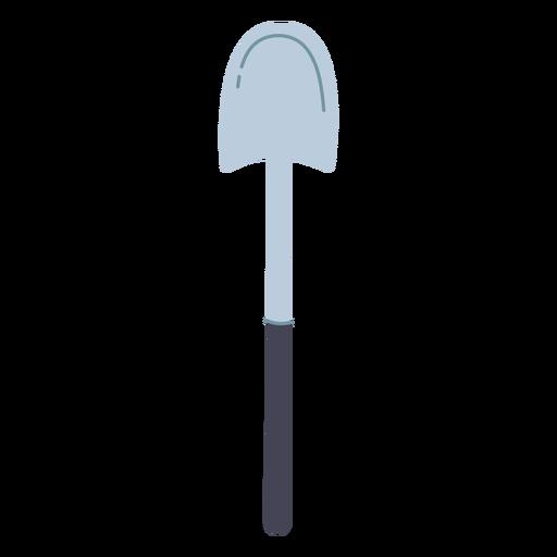 Garden shovel icon