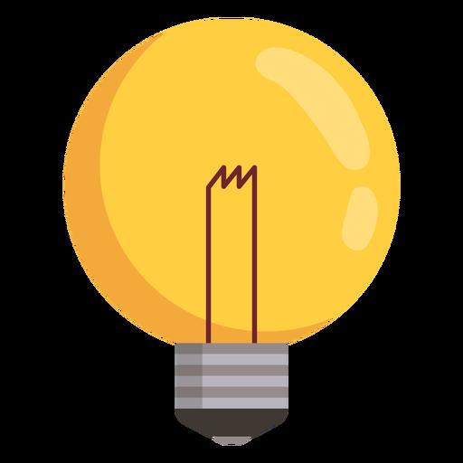 Globe light bulb