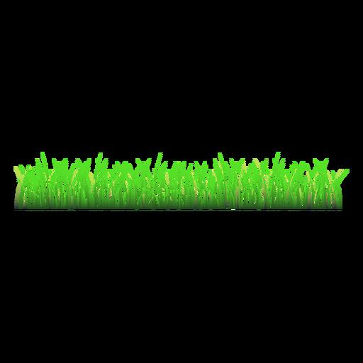 Ilustração do gramado Transparent PNG