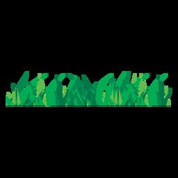Ilustração de grama