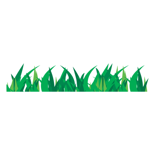 Grass turf illustration Transparent PNG