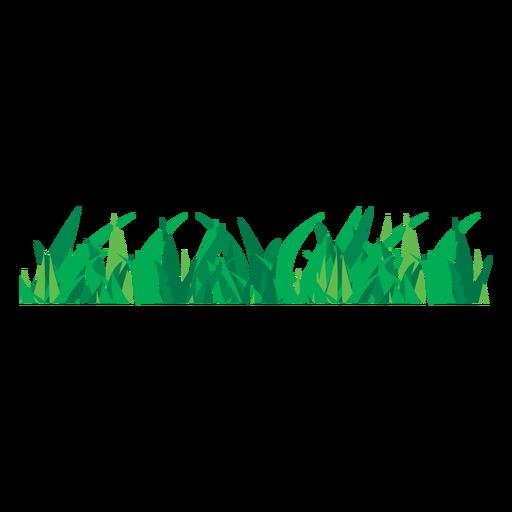 Ilustração de grama relva Transparent PNG