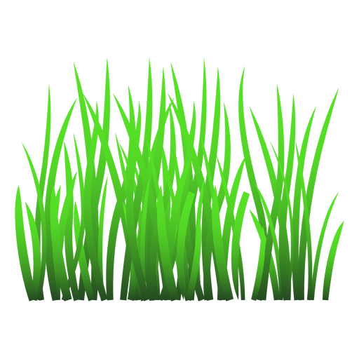 Ilustración de hierba verde