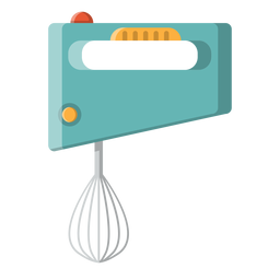Hand mixer icon kitchen