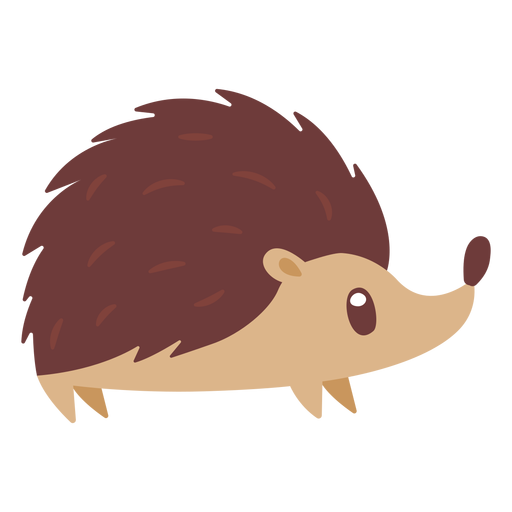 Dibujos animados de animales de erizo Transparent PNG