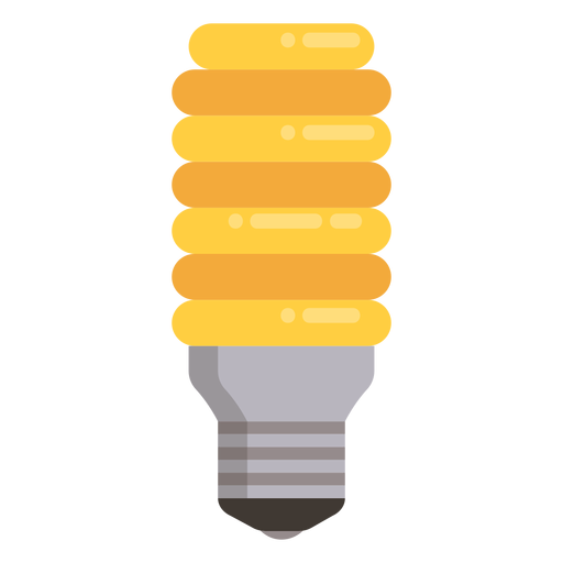Incandescent light bulb icon Transparent PNG