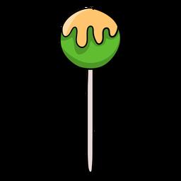 Dibujos animados de piruleta Jawbreaker