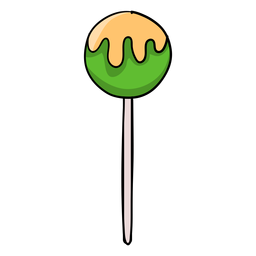 Jawbreaker lollipop cartoon