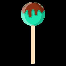 Icono de piruleta de Jawbreaker
