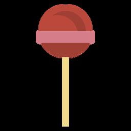 Jawbreaker pirulito ícone ícone sobremesa