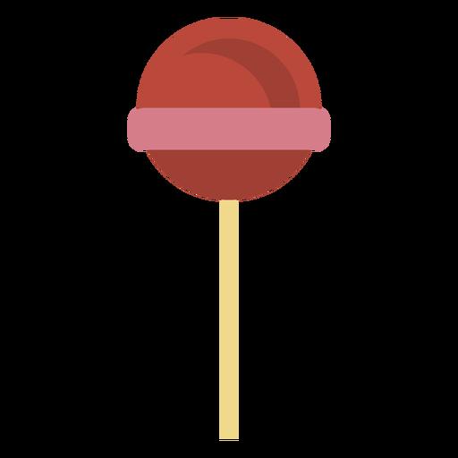 Jawbreaker lollipop icon icono de postre Transparent PNG