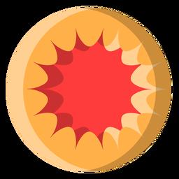 Gelee-Keks-Ikone