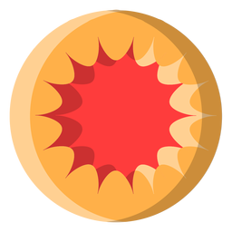 Jelly biscuit icon